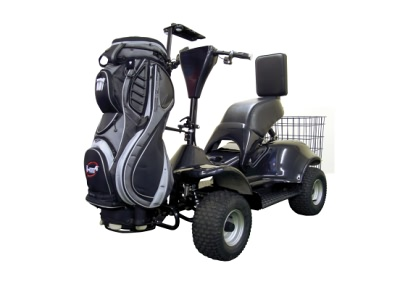 IM4 Golf Buggy Grey